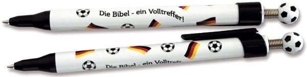 Kugelschreiber - Fußball