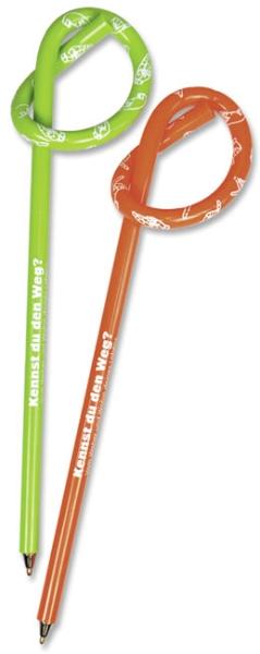 Kugelschreiber - Knoten