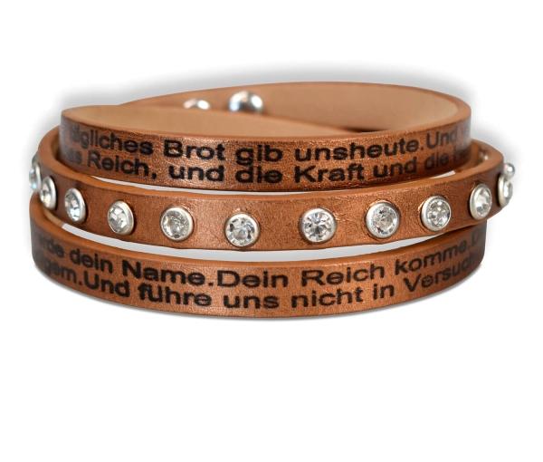 Armband - Vaterunser