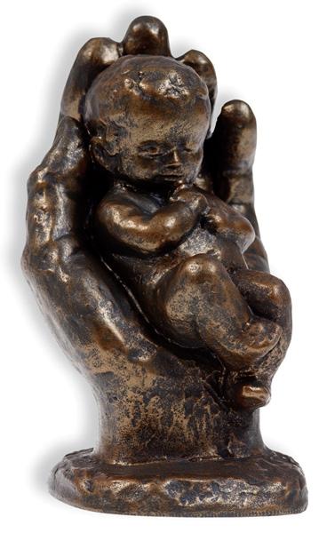 Skulptur - Geborgenheit