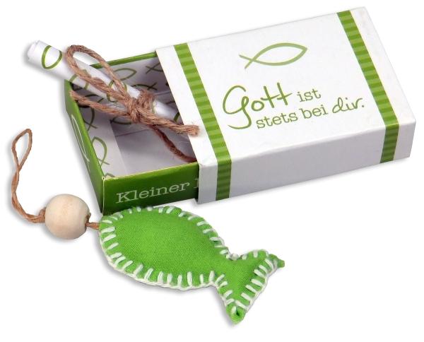 Geschenk-Schachtel - Glaube