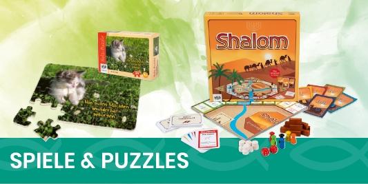 Spiele & Puzzles