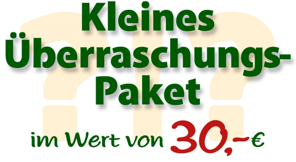 Aktions-Paket - Überraschung 30,-€