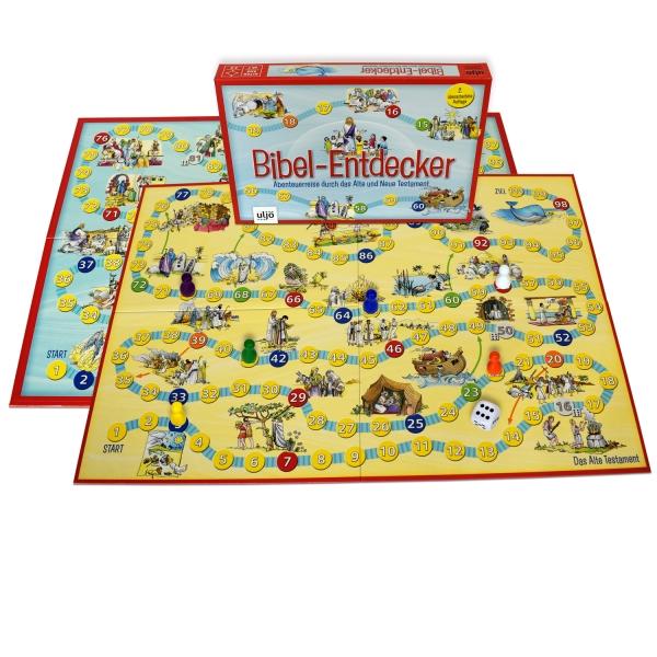 Gesellschaftsspiel - Bibel-Entdecker