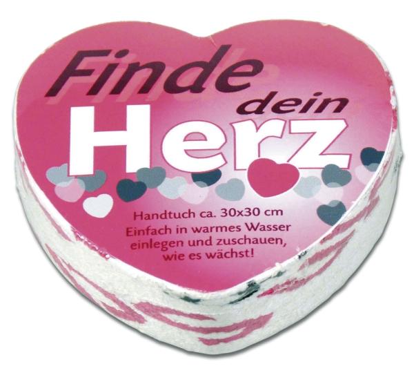 Handtuch - Herz
