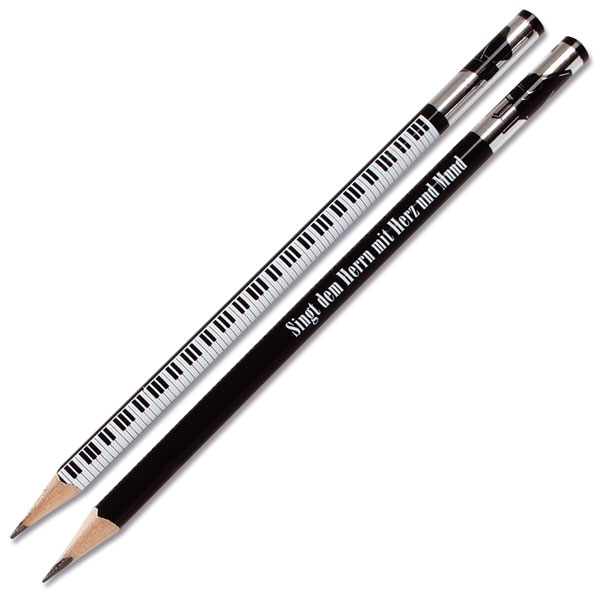 Bleistift - Klavier