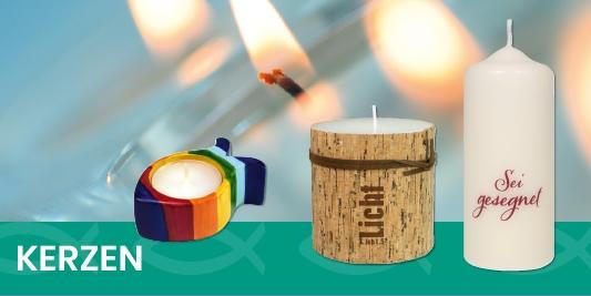 Kerzen & Zubehör