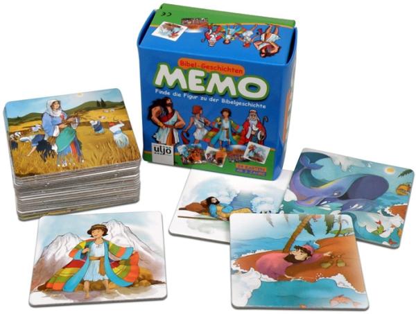 Memo - Bibel-Geschichten