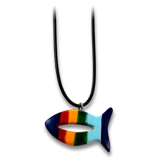 Halskette - Fisch