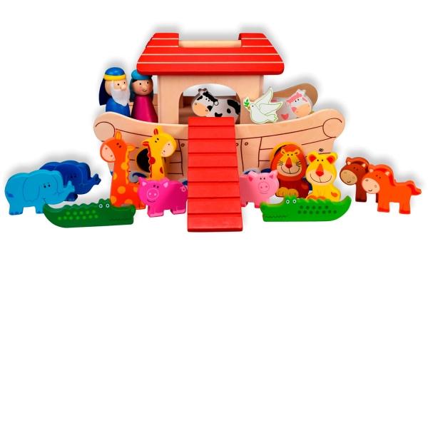 Spielfiguren - Arche Noah