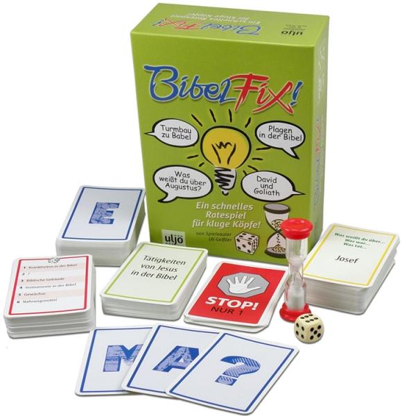 Gesellschaftsspiel - BibelFix!