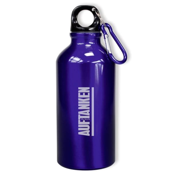 Trinkflasche - Auftanken