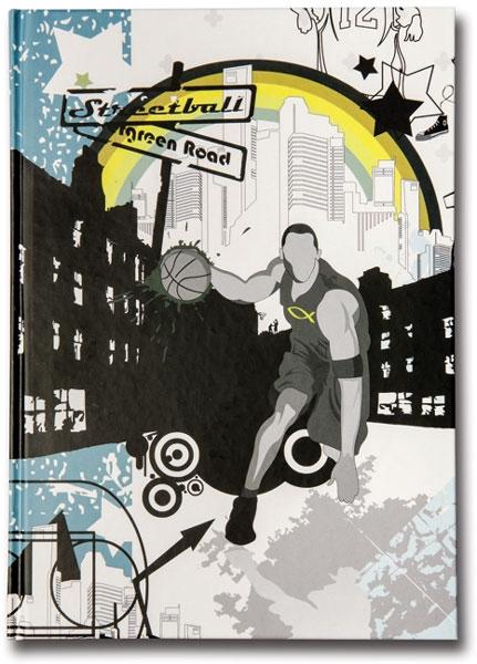 Schreibbuch - Streetball