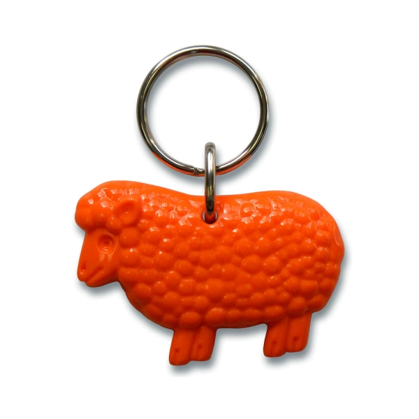 Schlüsselanhänger - Schaf