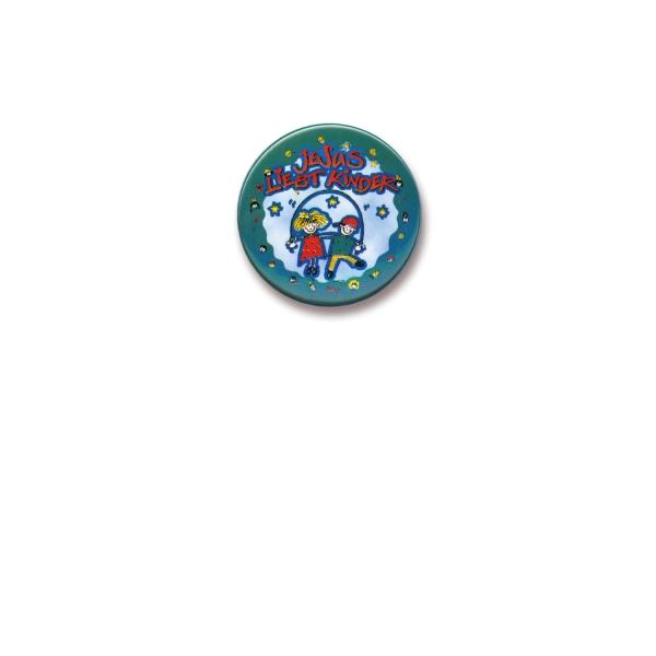 Button Jesus liebt Kinder