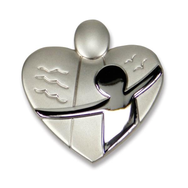 Handschmeichler Herz Schutzengel