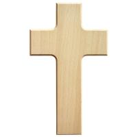 Holzkreuz - neutral