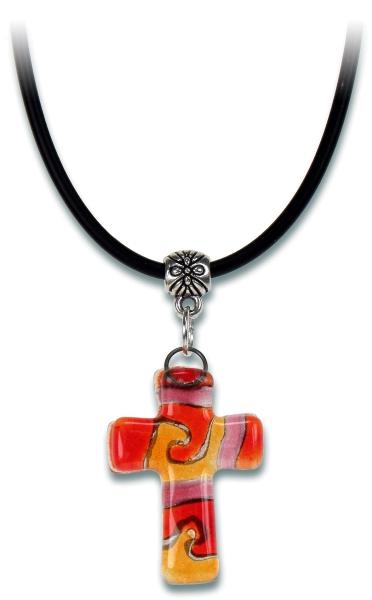 Halskette - Kreuz