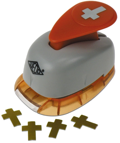 Motivlocher - Kreuz