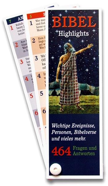 Taschen-Bibelquiz - Bibel-Highlights