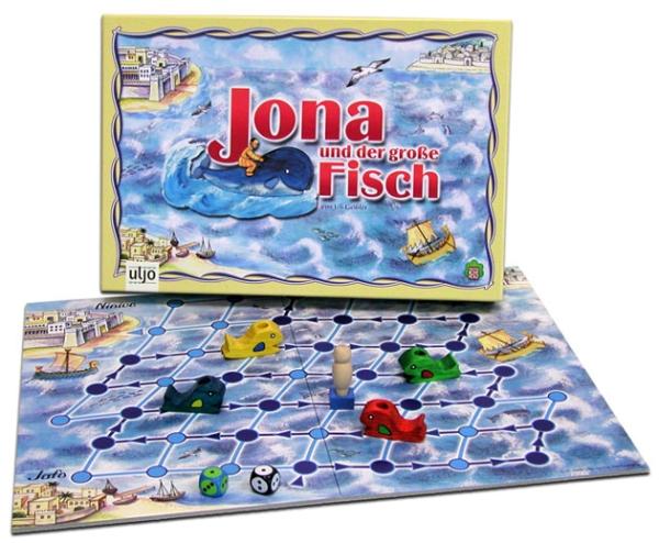 Spiel - Jona und der große Fisch