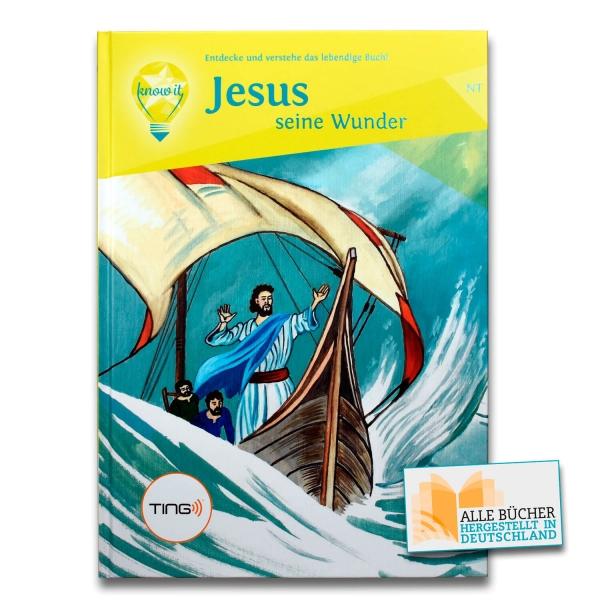 TING Audio-Buch - Jesus, seine Wunder
