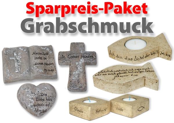 Sparpreis-Paket - Grabsteine