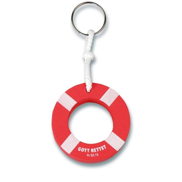 Schlüsselanhänger Rettungsring