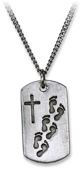 Halskette - Gott trägt dich
