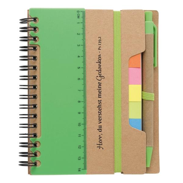 Multi-Notizbuch