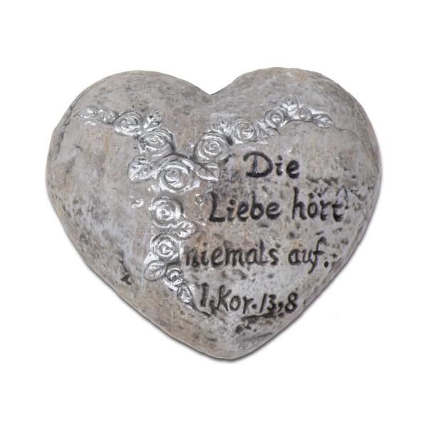 Grabschmuck - Herz