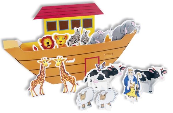 Bastel-Set - Arche Noah